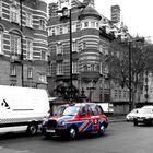 Union Jack Taxi