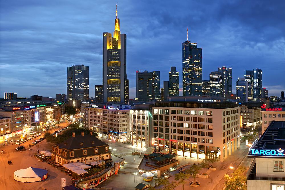 Union-Pay Frankfurt
