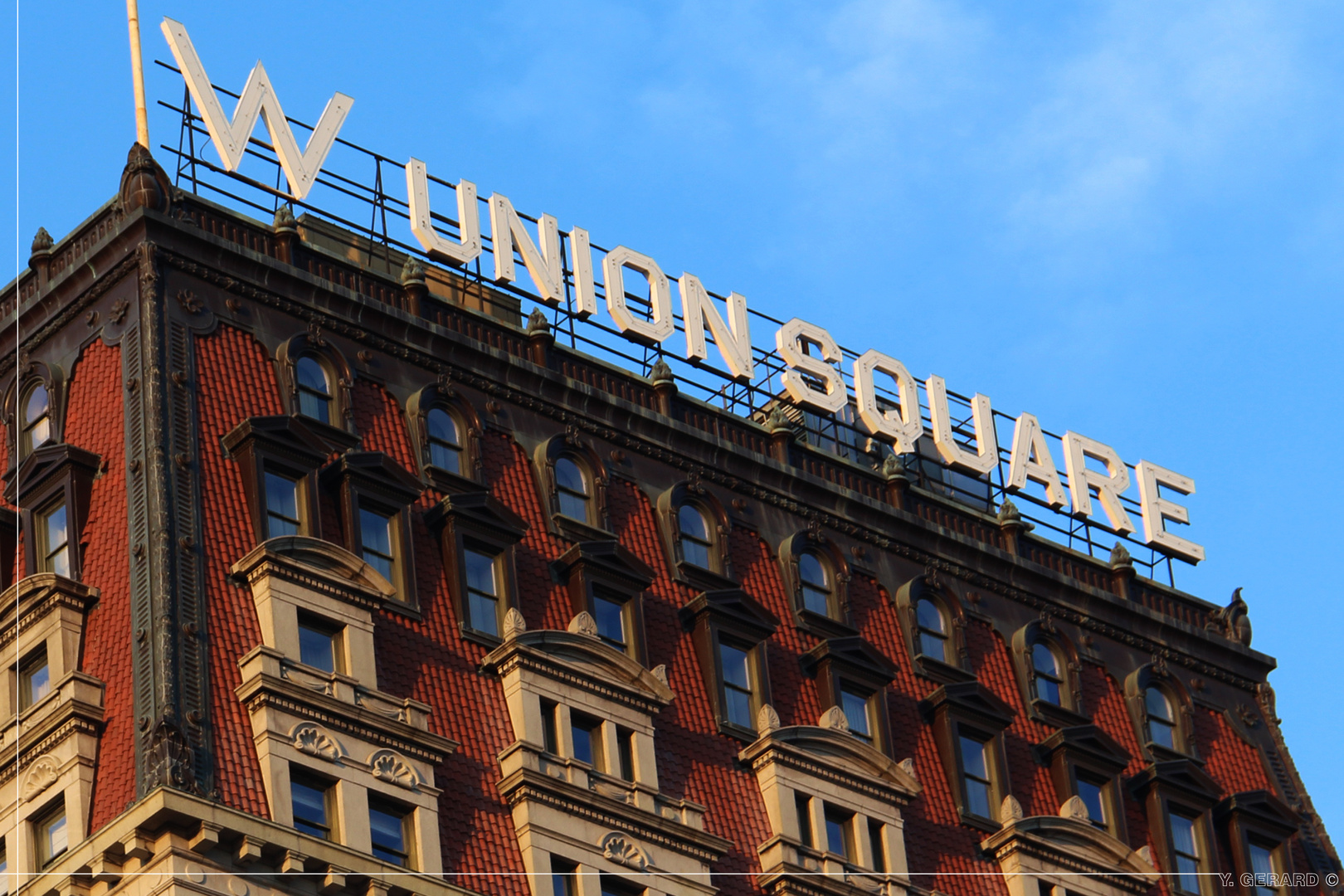 Union Square - Roof