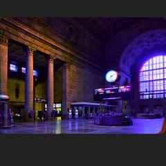 Union Station 3-D