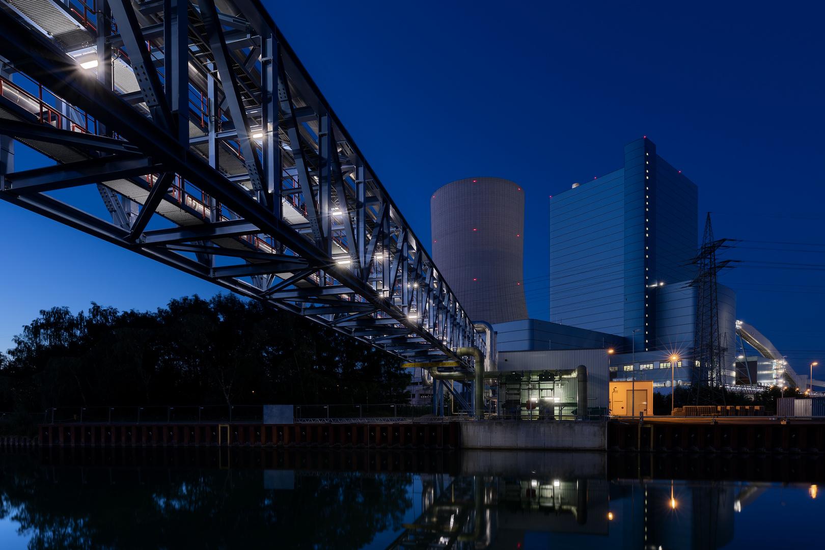 Uniper Kraftwerk Datteln 4 - VII –