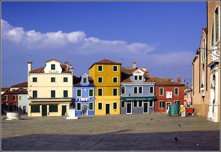 """united colors off ... ""Murana :-)   oder ""Ich mag Italia"""