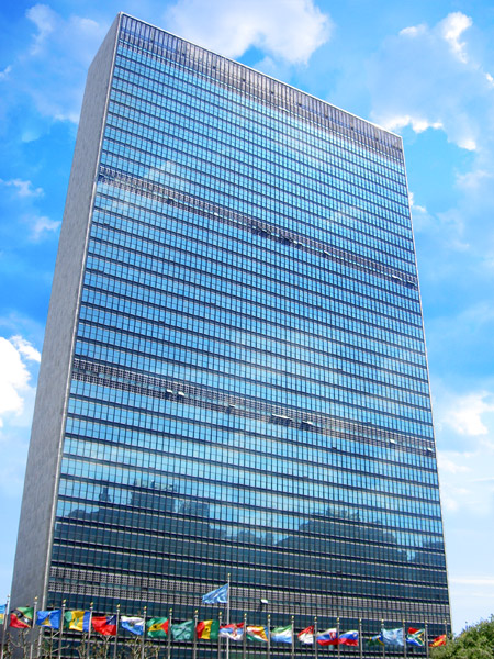 United Nation Headquarters