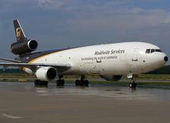 United Parcel Service (UPS) McDD MD-11F N252UP
