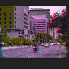 University Avenue 3-D