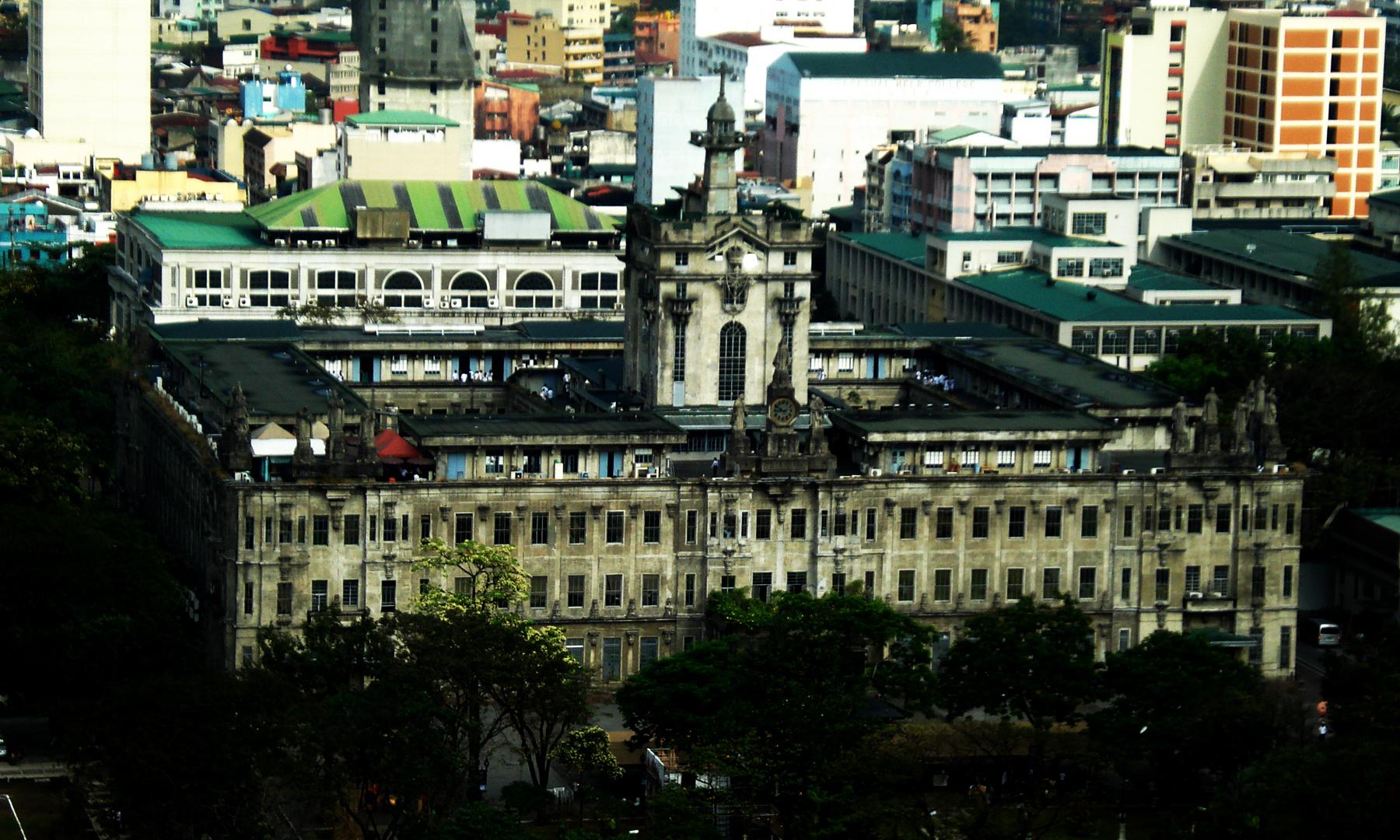 University of Santo Tomas Main Building, Manila