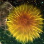 Universum des Löwenzahns