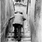 Uno scalino alla volta ...