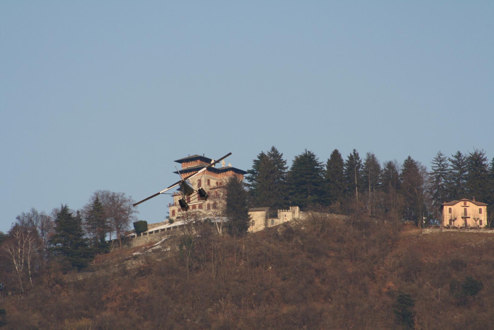 Un'occhiata alla villa