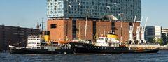 Uns Stettin & Zeesleepboot Holland