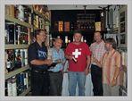 unser 1. August-Whisky-Meeting in Hohentengen (D)