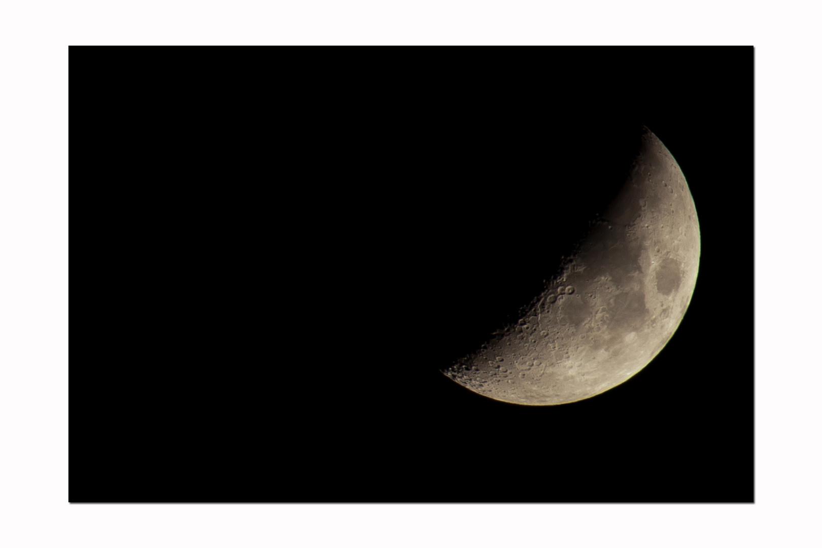 Unser Begleiter - Der Mond (4)