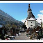 Unser Bergfriedhof