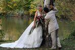 Unser Brautpaar.....