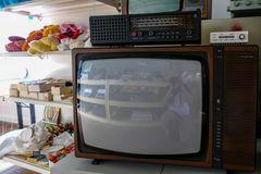 Unser erster Farbfernseher