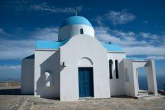 unser Gebet in dieser griechischen Kapelle ...