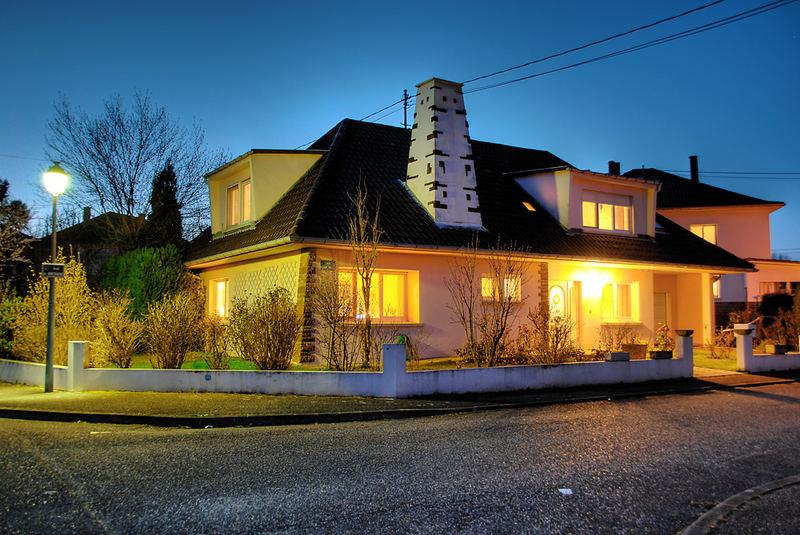 Unser Haus im Elsaß