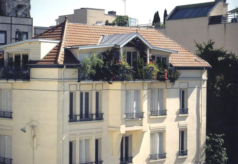unser Haus in Lyon