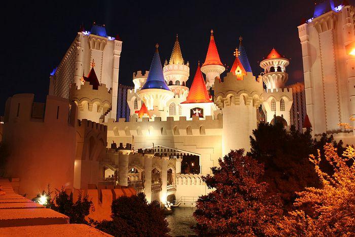Unser Hotel Excalibur