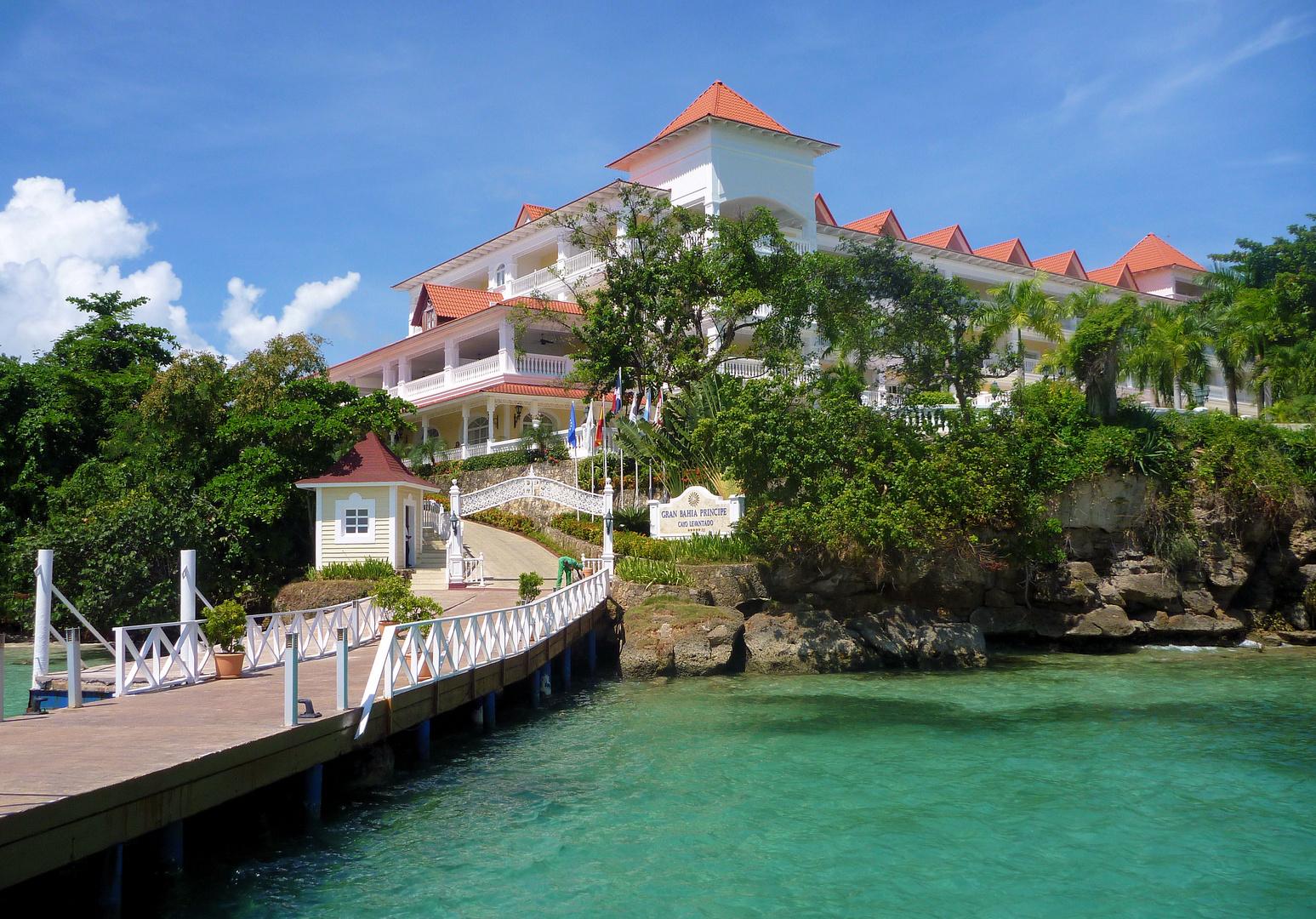 Unser Hotel Haupthaus...