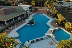 Unser Hotel Poolandschaft in Marina di Ragusa