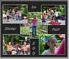 Unser Kinderfest im Zoo Aschersleben