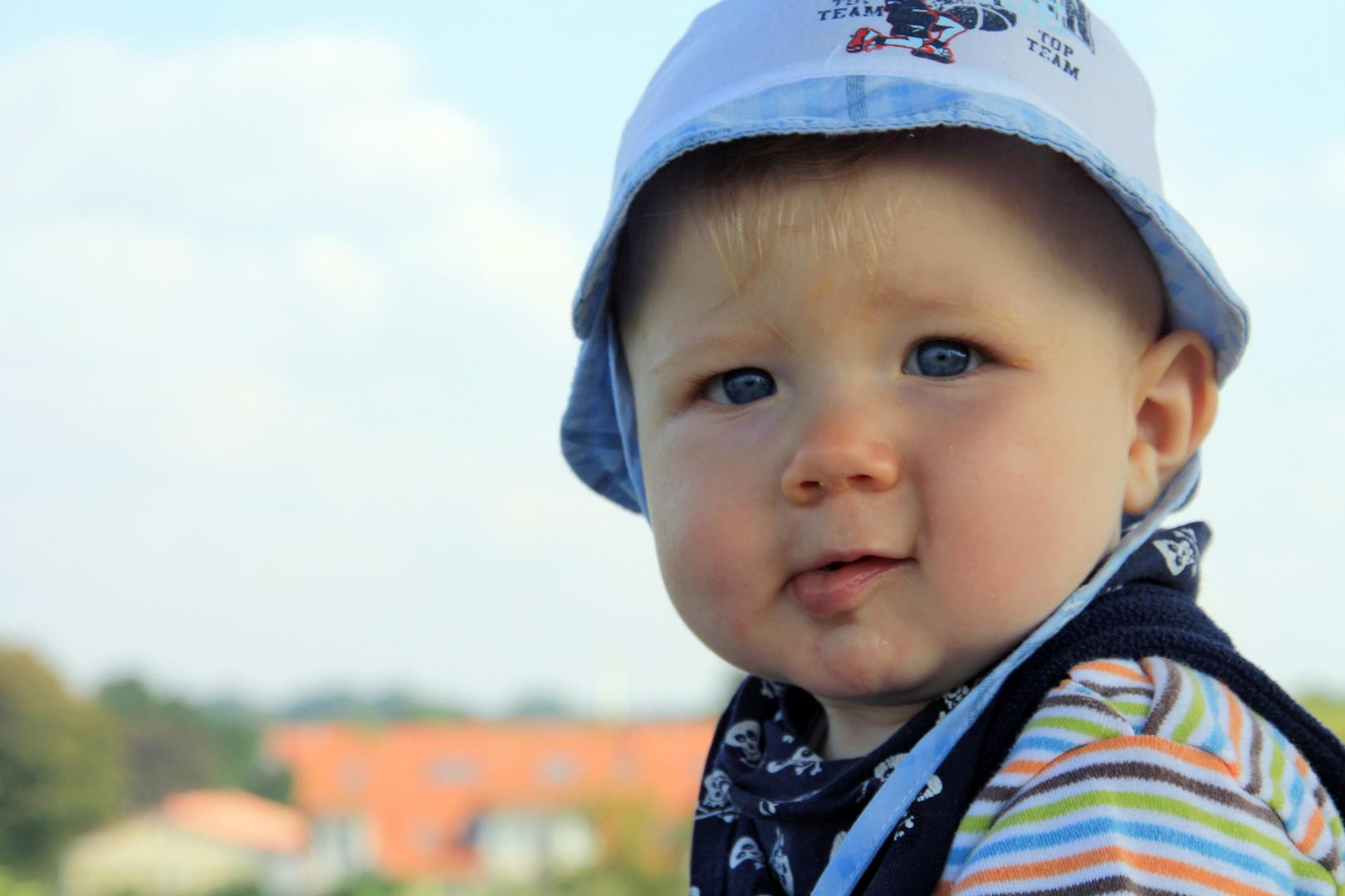 unser kleiner Anton