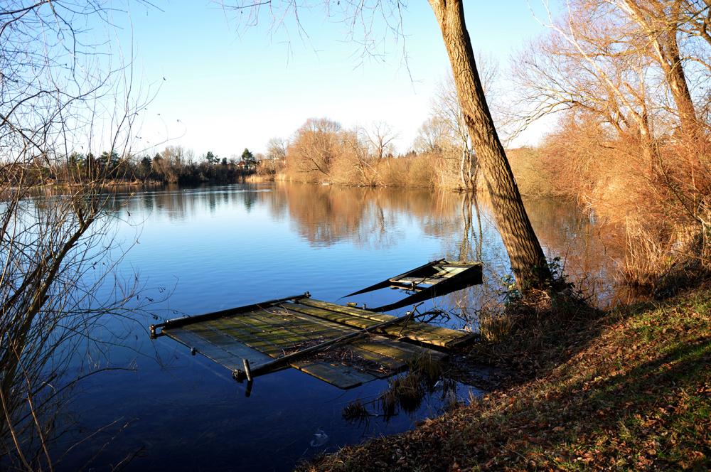 Unser See - Februar 2011