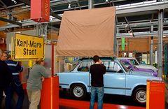 °°° Unser Trabbi - Technisches Museum Chemnitz °°°
