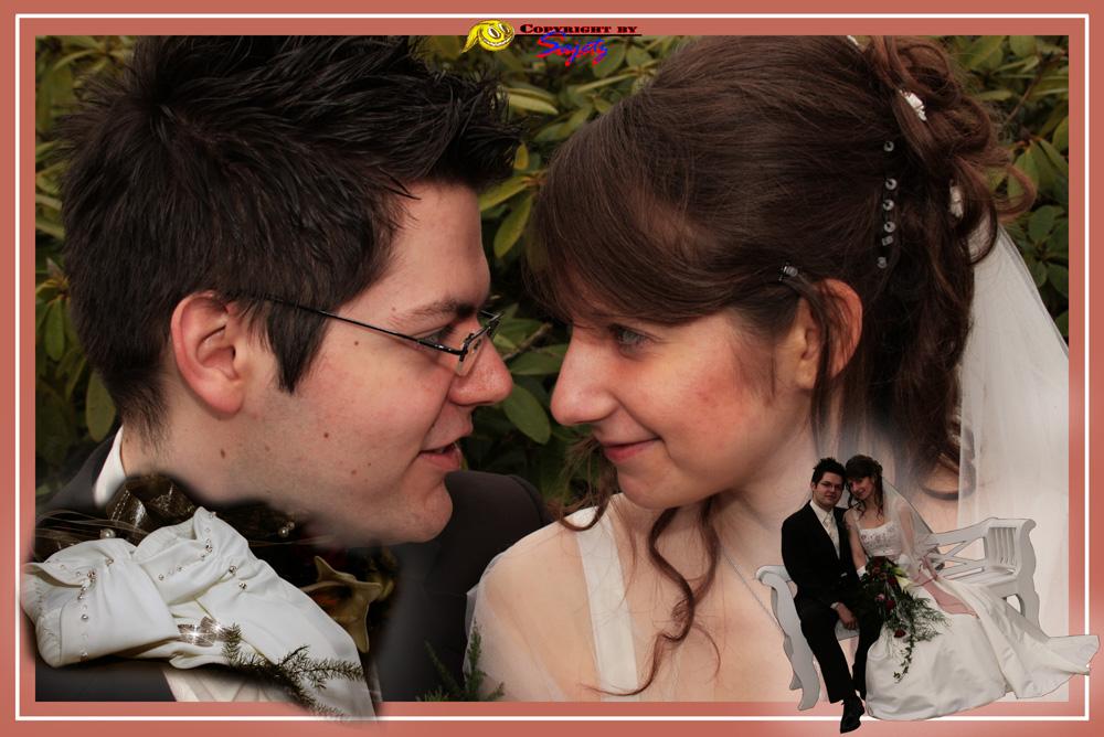 Unsere Hochzeit..