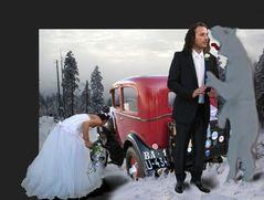 Unsere Hochzeitsreise ...