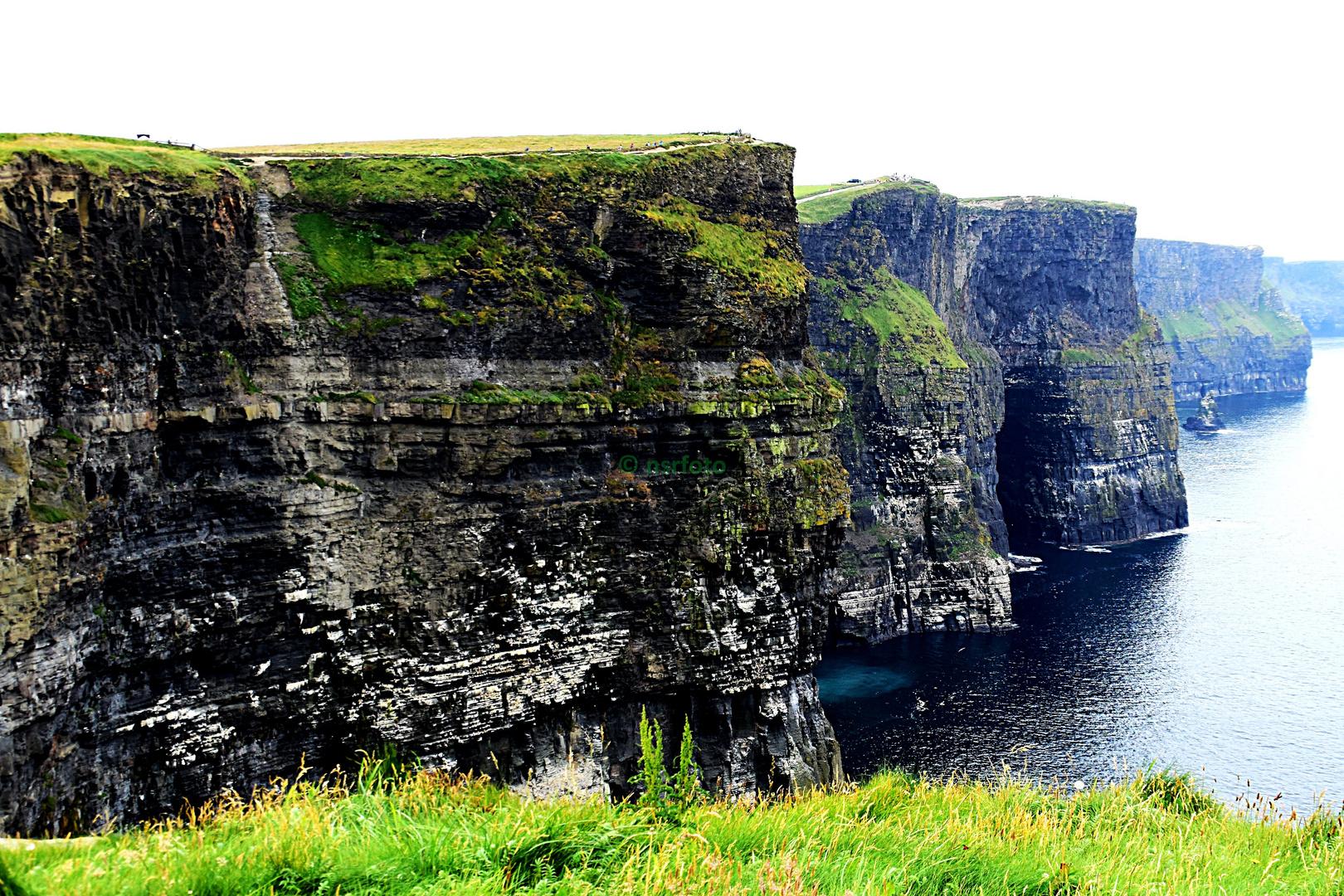 Unsere Irland-Rundreise: Die Cliffs of Moher