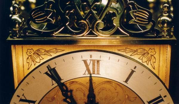 Unsere Junghans Uhr