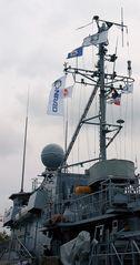 Unsere Marine sponsert by