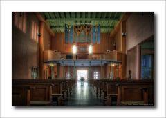 Unsere neue Kirchenorgel .....