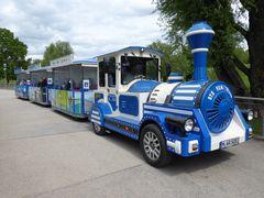 Unsere Olympiapark Bahn...