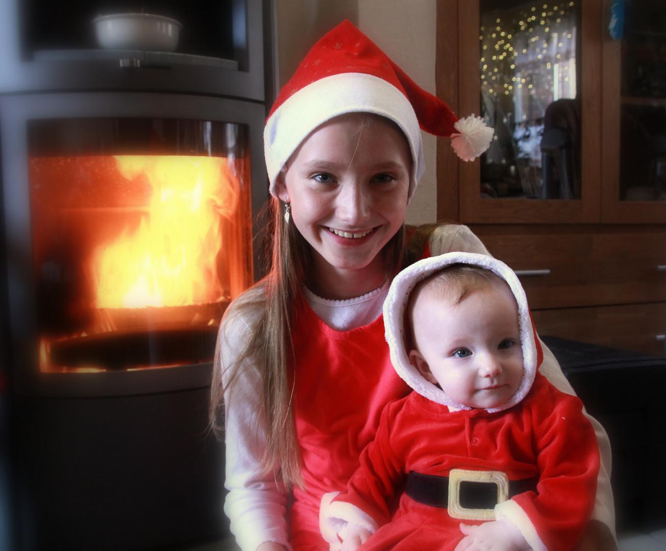 *** Unsere Weihnachtswichtel ***