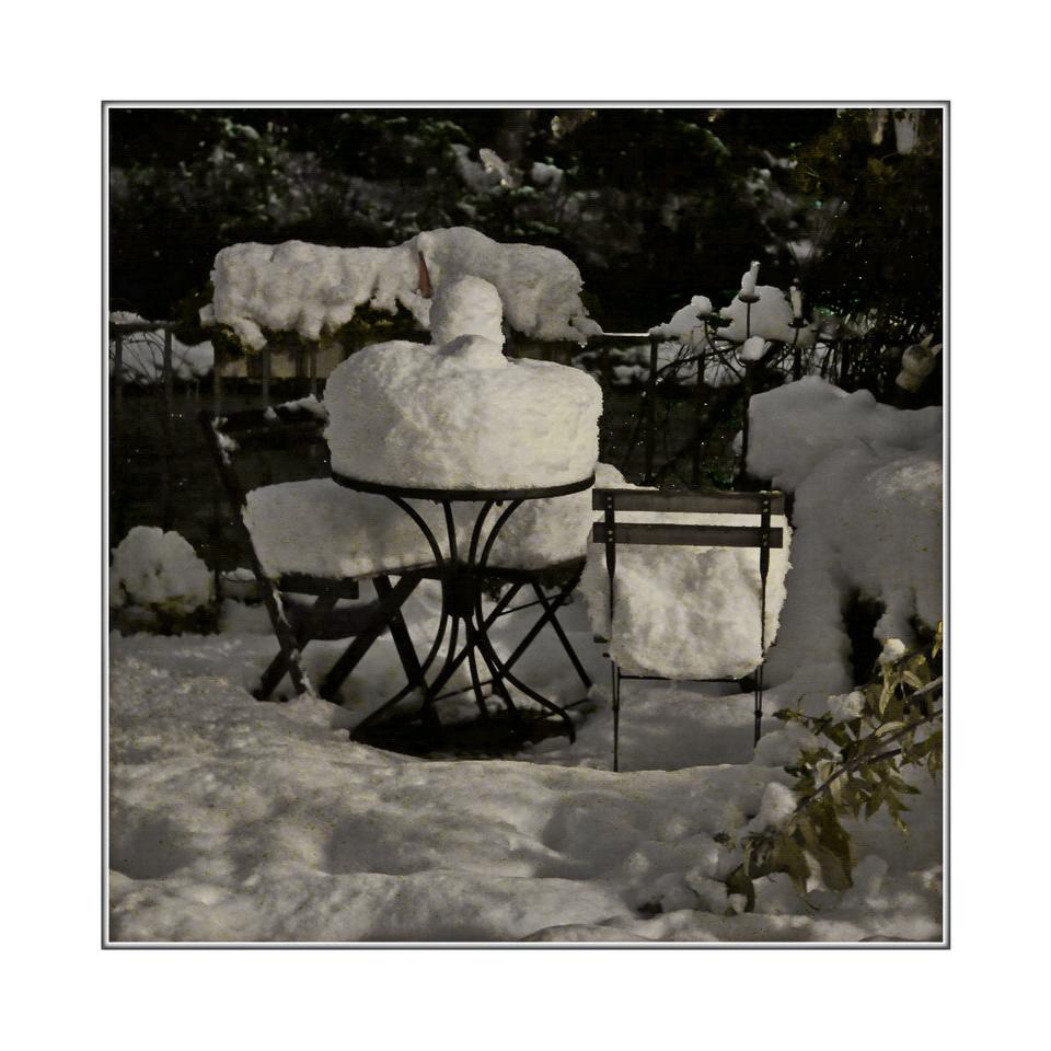 Unsere Winter Garten
