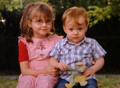 Unsere Zwei Kleinen