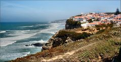 Unstable cliff
