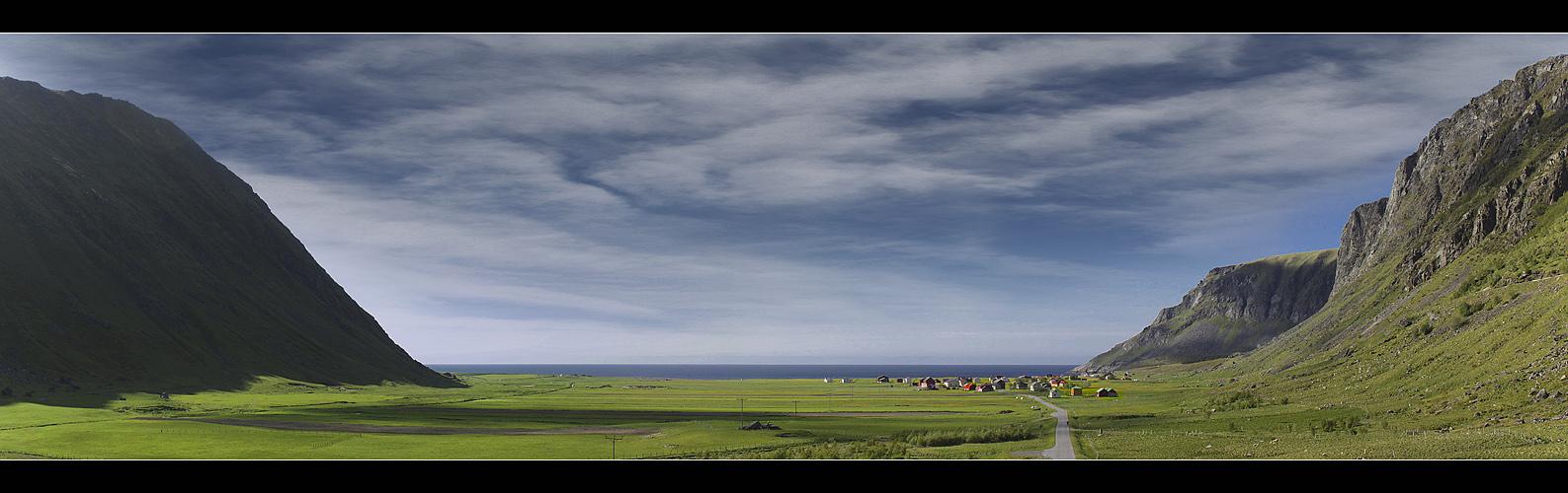 Unstad - Das Dorf am Meer