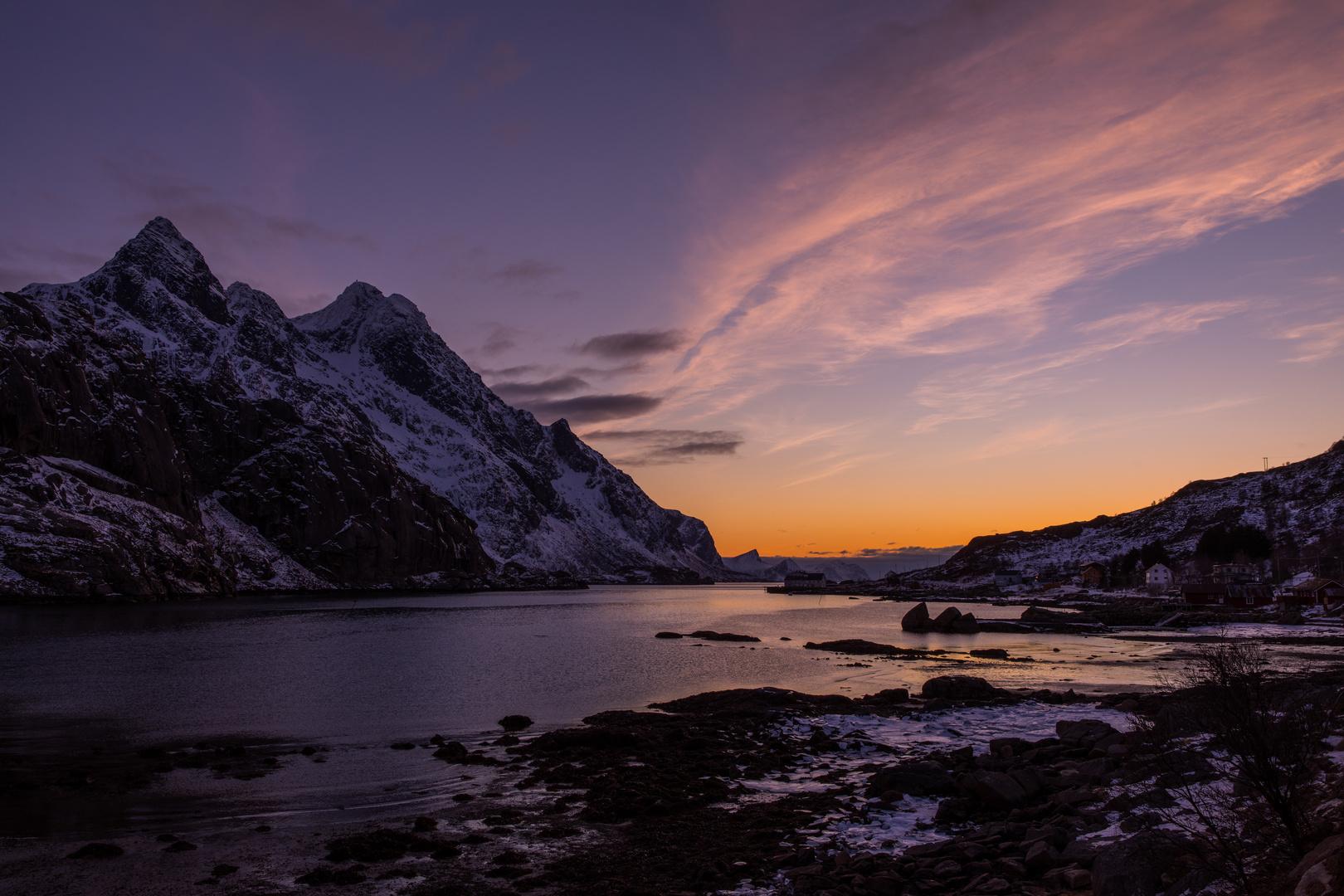 Unstad Sunset