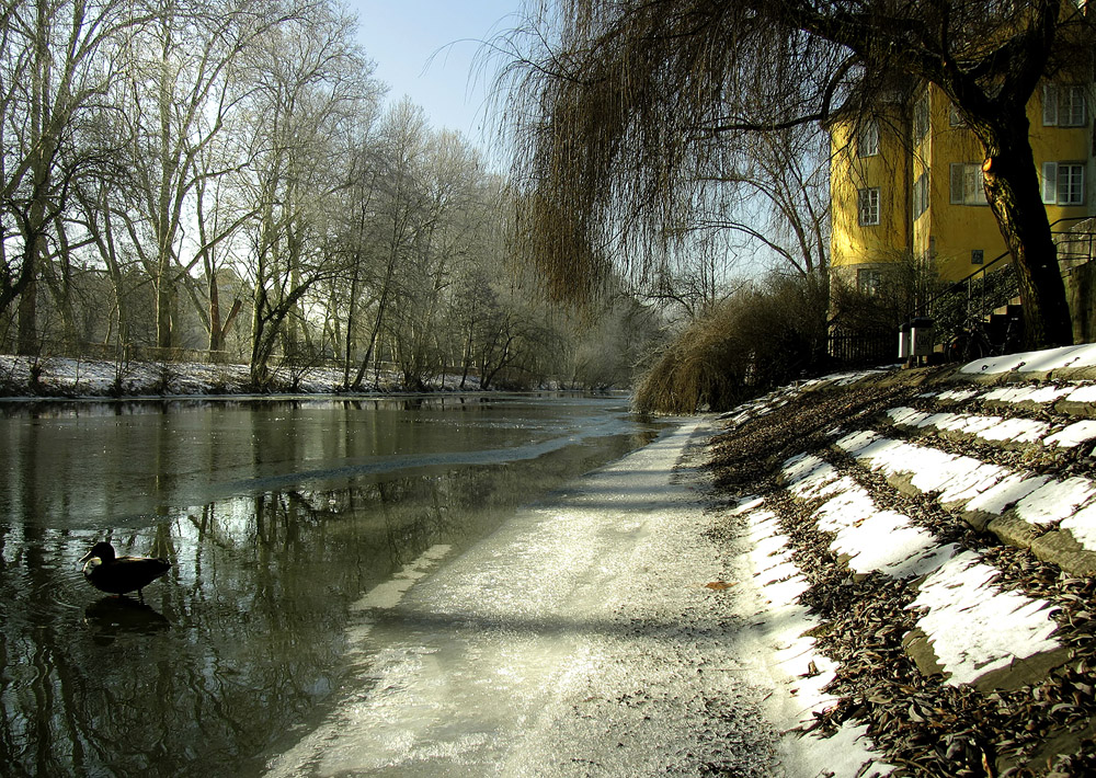 Unten am Fluß I