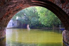 ...unter den Brücken...