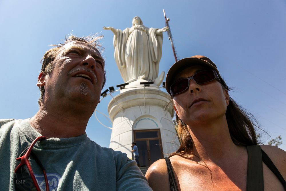 Unter der Jungfrau Maria
