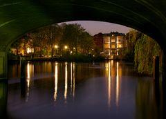 Unter der Krugkoppelbrücke