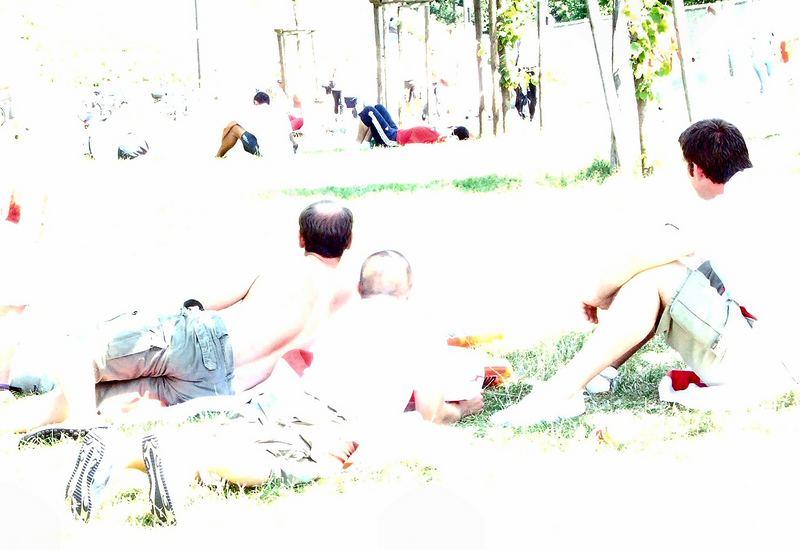 ... Unter der Sonne Gelsenkirchens ...