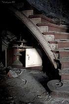 _unter der Treppe_