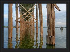 Unter der U-Bein Brücke