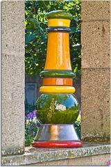 Unter freiem Himmel -Keramik-
